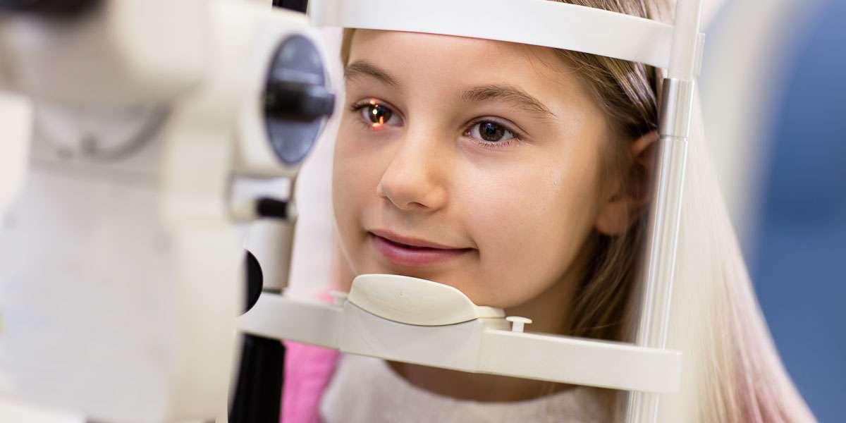 children's vision testing noosa