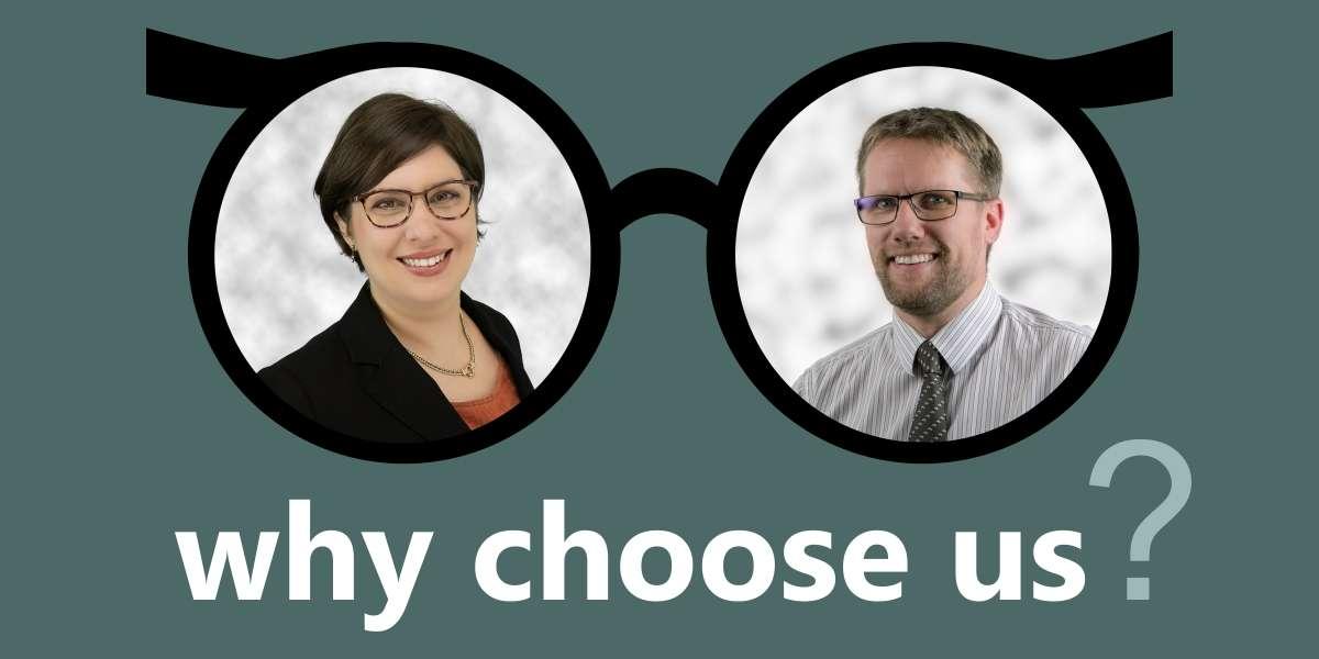 Why choose Noosa Optical