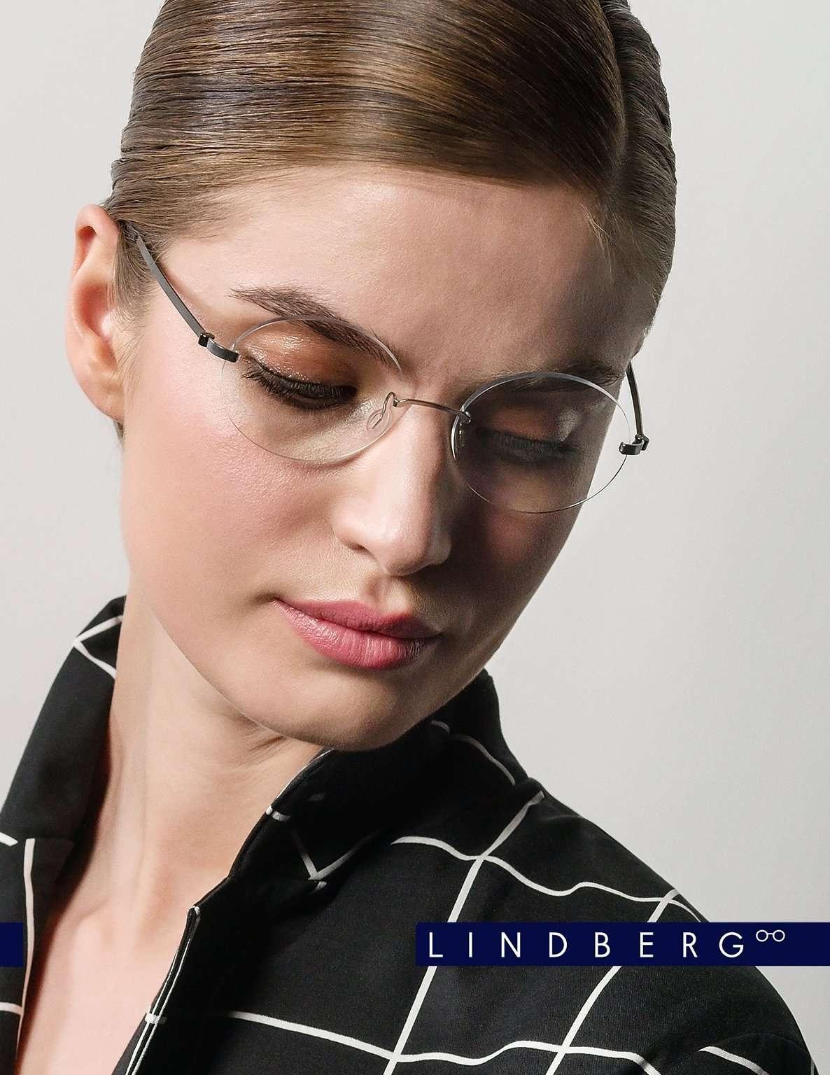 Lindberg rimless frames